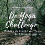 Yoga challenge – Ontdek de kracht van Yoga in 7 lessen!