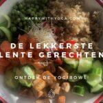 De lekkerste lente gerechten – ontdek de YogiBowl!