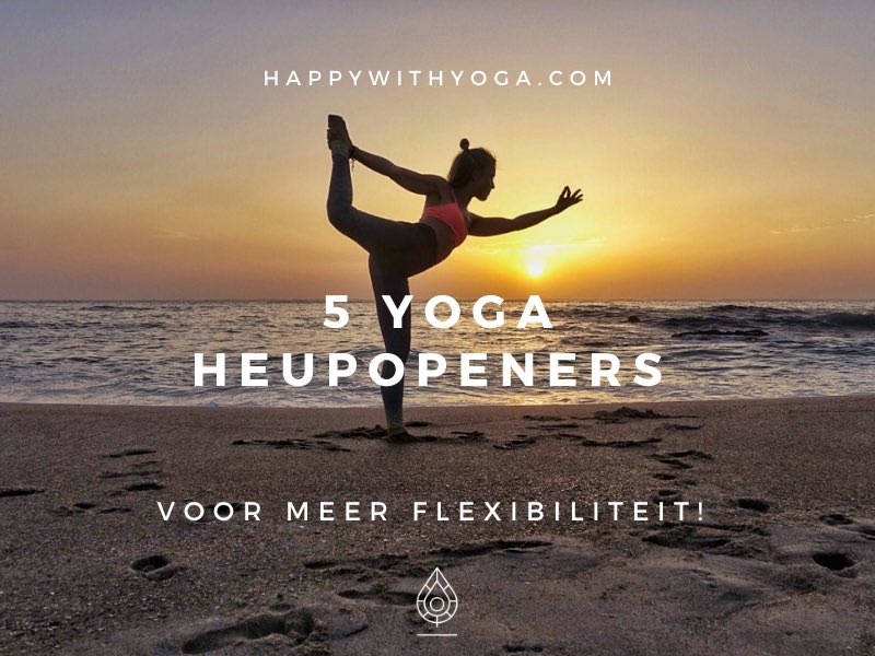 yoga heupopeners