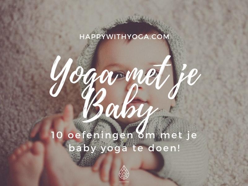 Yoga met je baby