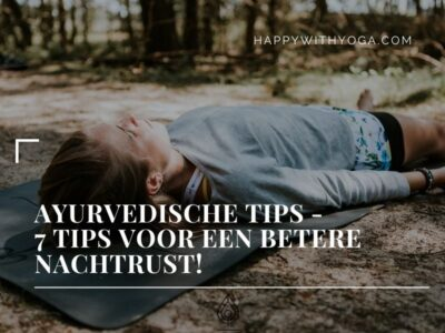 Ayurvedische tips