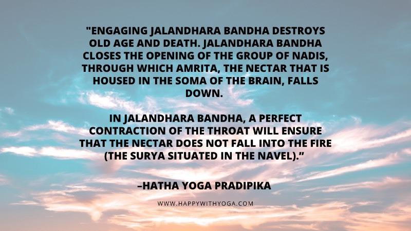 jalandhara bandha quote