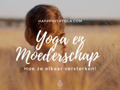 yoga en moederschap