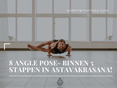 8 angle pose