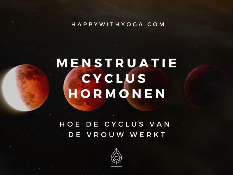menstruatie cyclus hormonen
