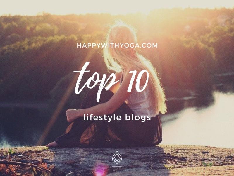 Top 10 lifestyle blogs